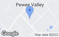 Map of Pewee Valley, KY