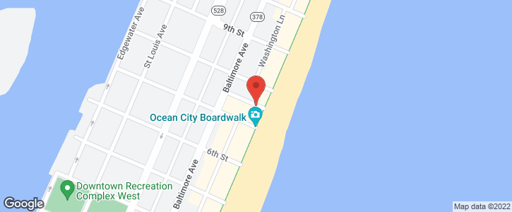 10 SURF AVE Ocean City MD 21842