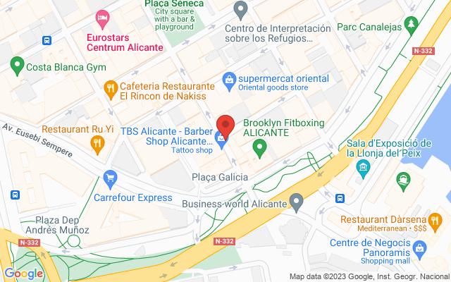 Administración nº22 de Alicante