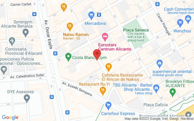 Administración nº18 de Alicante