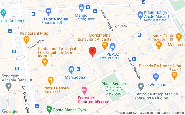 Administración nº10 de Alicante