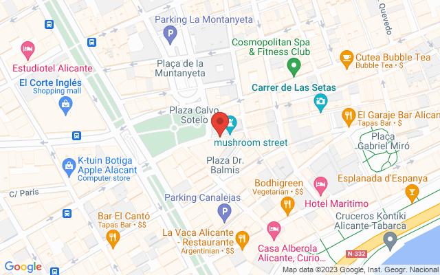 Administración nº12 de Alicante