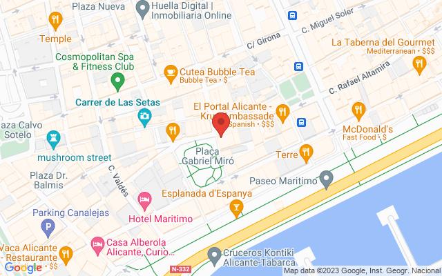 Administración nº6 de Alicante