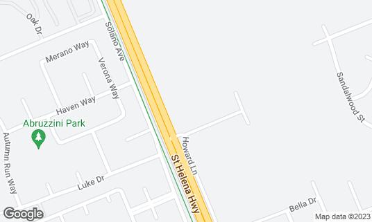 Map of Bistro Don Giovanni at 4100 Howard Ln Napa, CA