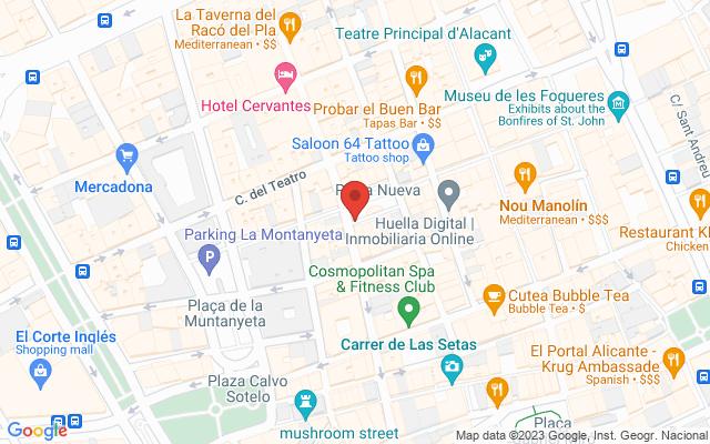 Administración nº34 de Alicante