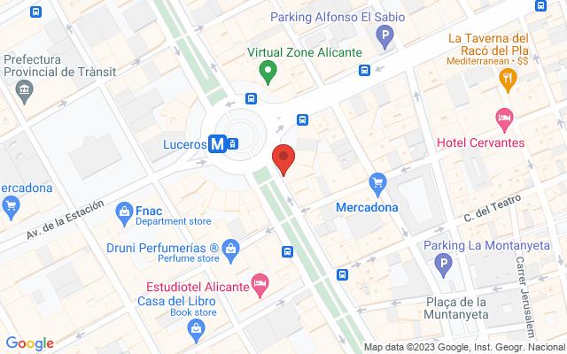 Administración nº14 de Alicante