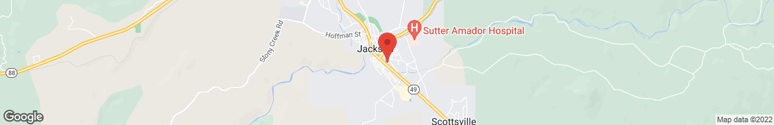 Map of 200 S Hwy 49 in Jackson