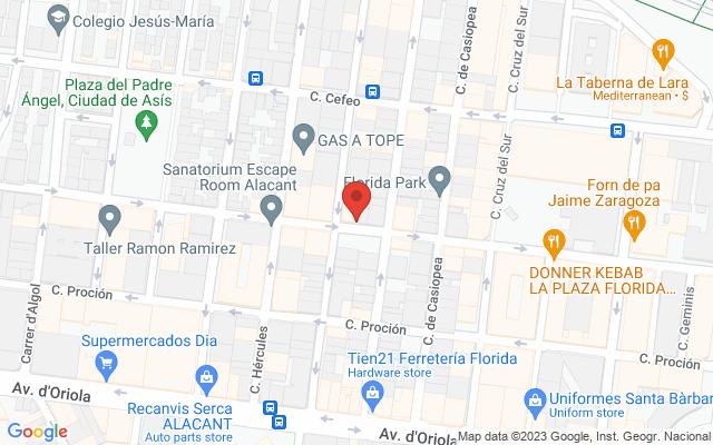 Administración nº21 de Alicante