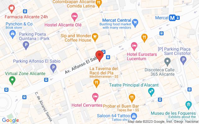 Administración nº7 de Alicante