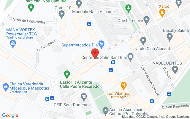 Administración nº33 de Alicante