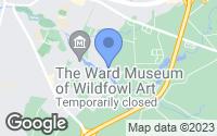 Map of Salisbury, MD