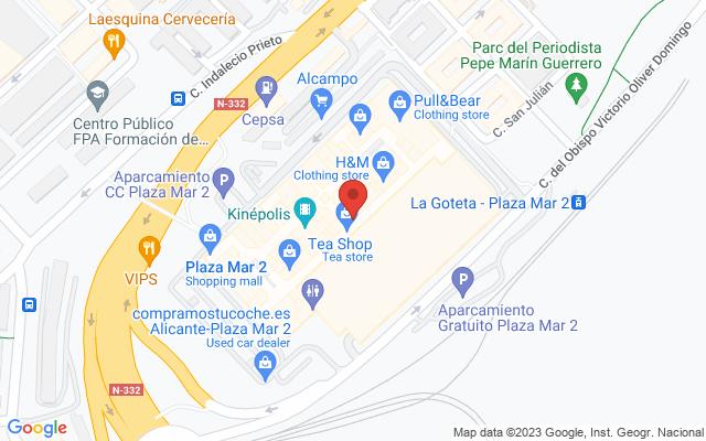 Administración nº38 de Alicante