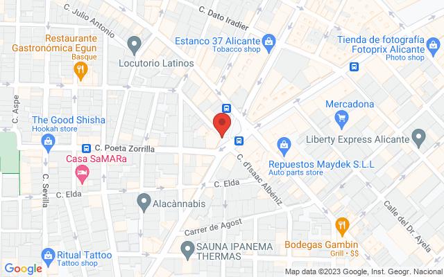 Administración nº3 de Alicante