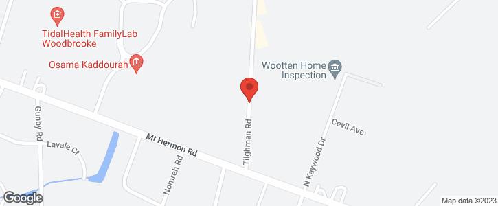 361 TILGHMAN RD Salisbury MD 21804