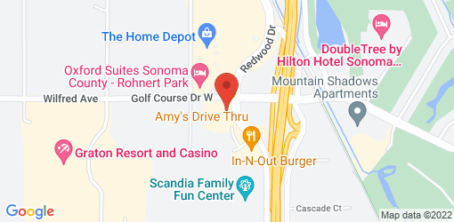 Directions to Amy's Drive Thru