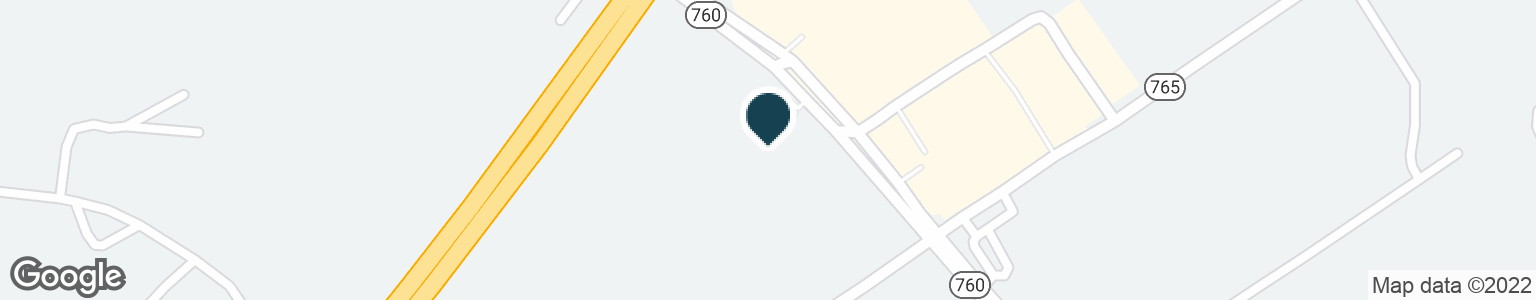 Google Map of11745 ROUSBY HALL RD