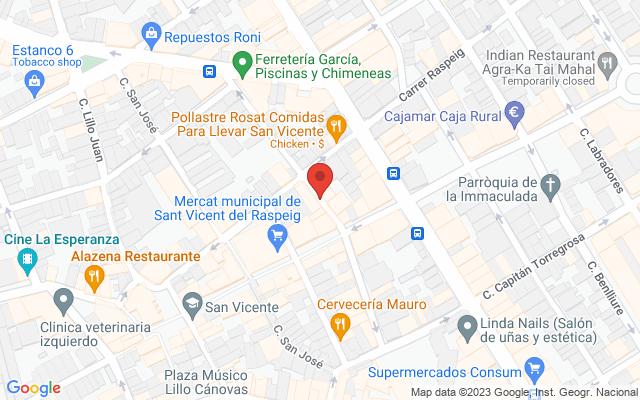 Administración nº1 de San Vicente del Raspeig