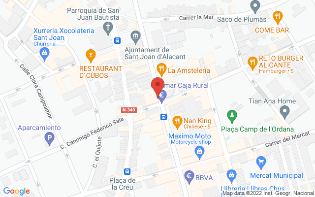 Administración nº2 de San Juan de Alicante