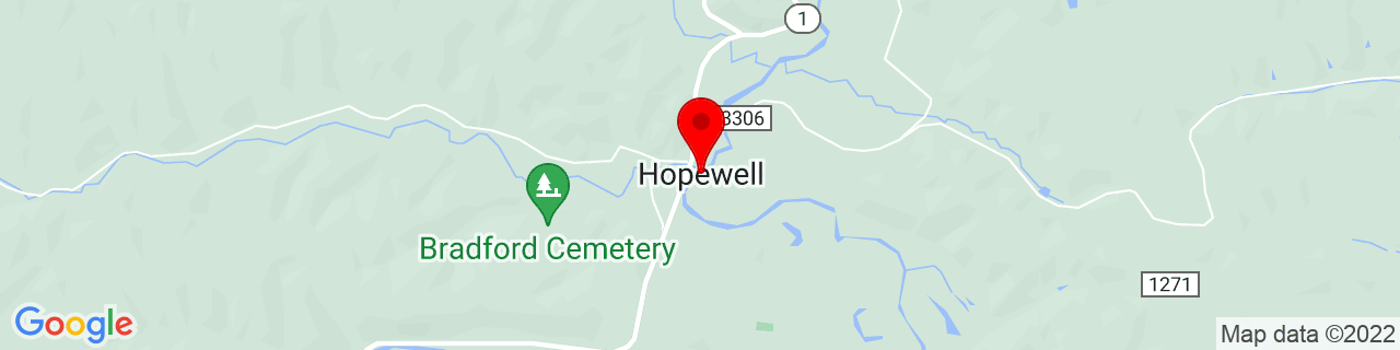 Google Map of 38.405491, -82.907394