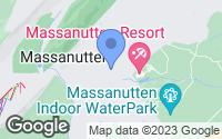 Map of McGaheysville, VA