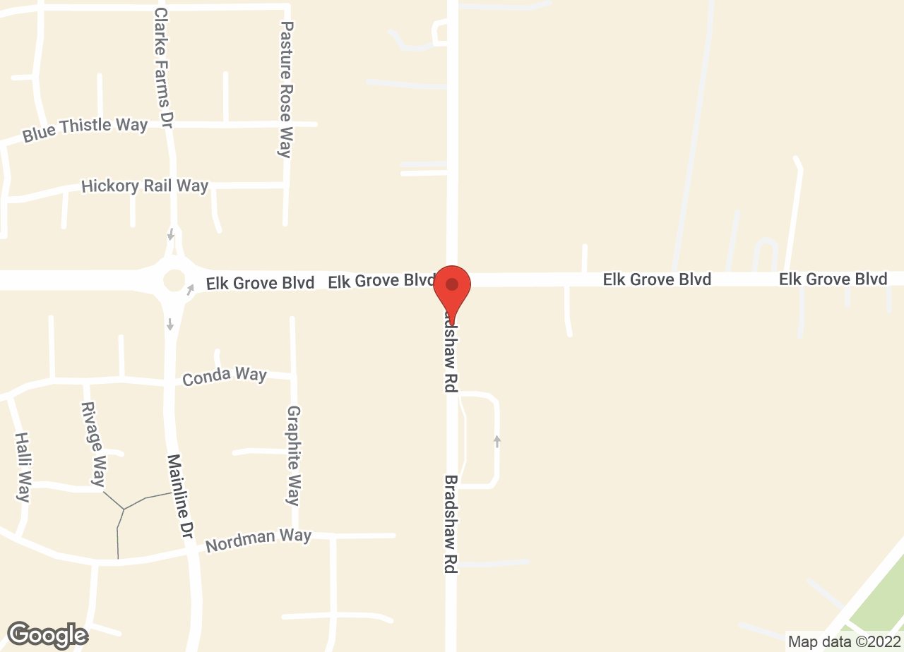 Google Map of VCA Bradshaw Animal Hospital