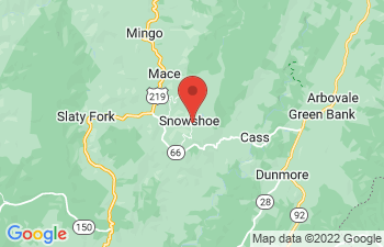 Map of Snowshoe