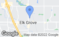 Map of Elk Grove, CA