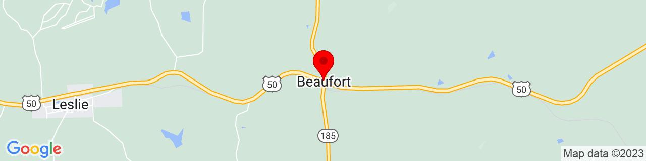 Google Map of 38.4208837, -91.1890379