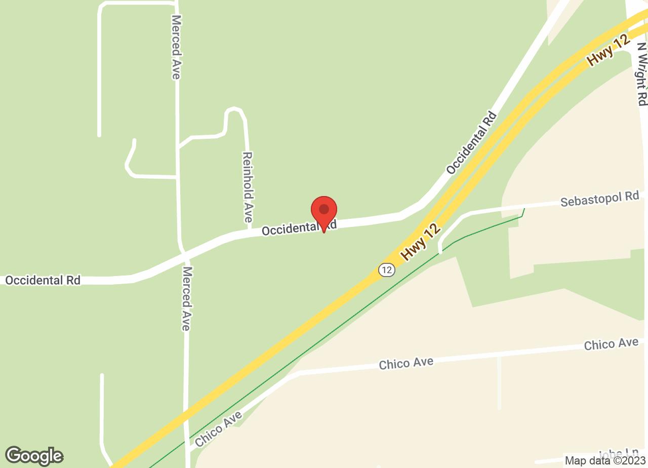 Google Map of VCA Devotion Animal Hospital