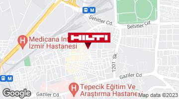 Hilti - İzmir Mağaza