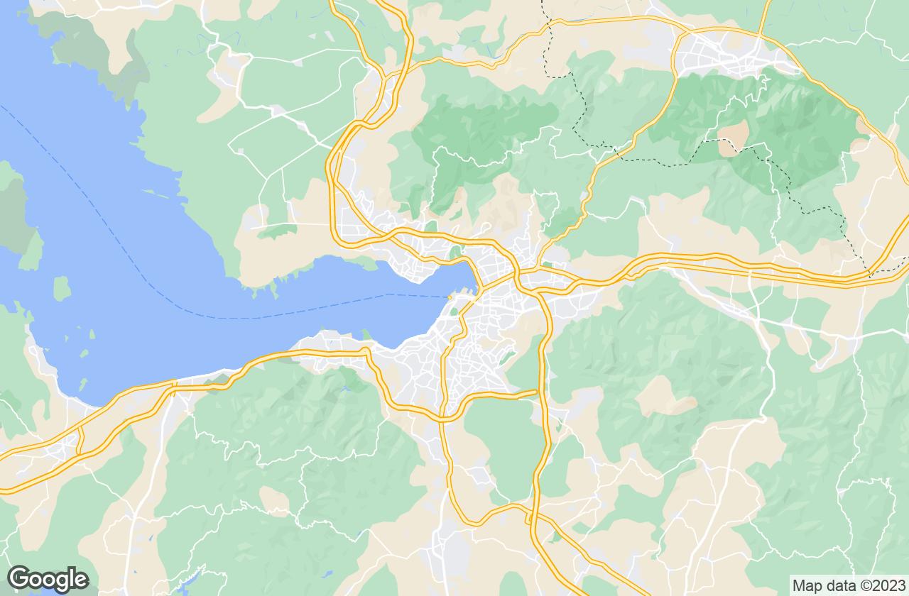 Google Map of إزمير