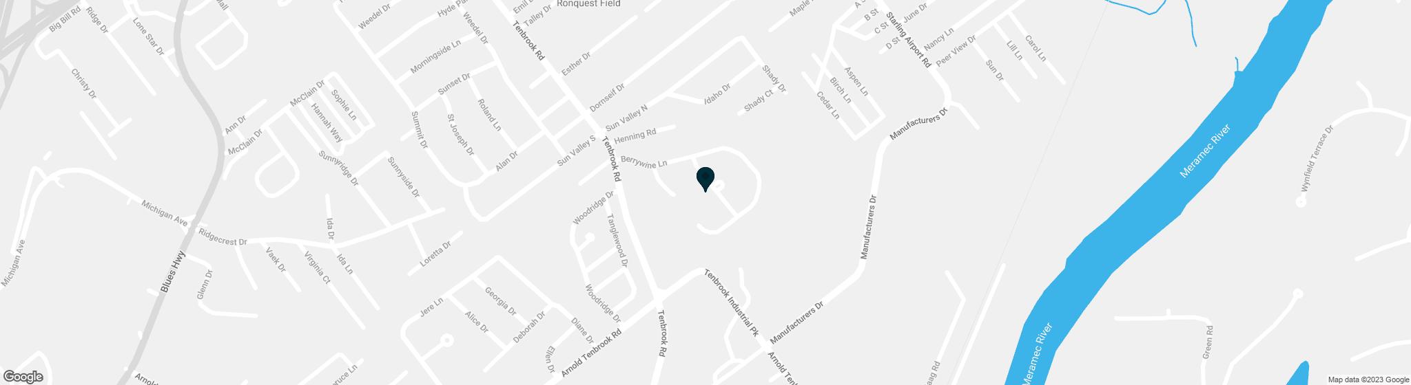 2417 Rosswood Lane Arnold MO 63010