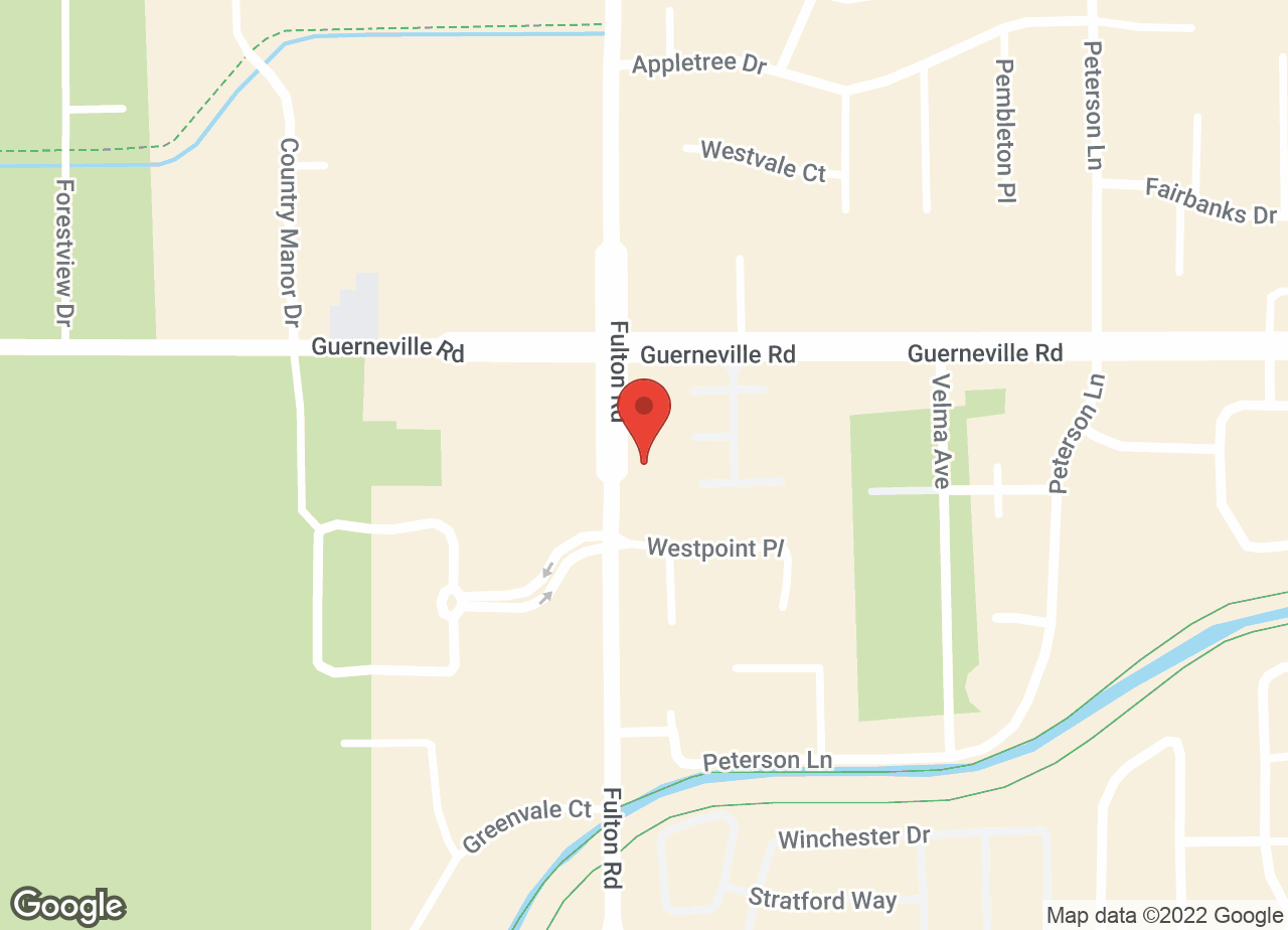 Google Map of VCA PetCare West Veterinary Hospital