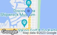 Map of Fenwick Island, DE