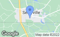 Map of Selbyville, DE
