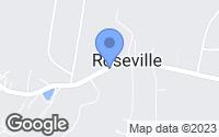Map of Stafford, VA