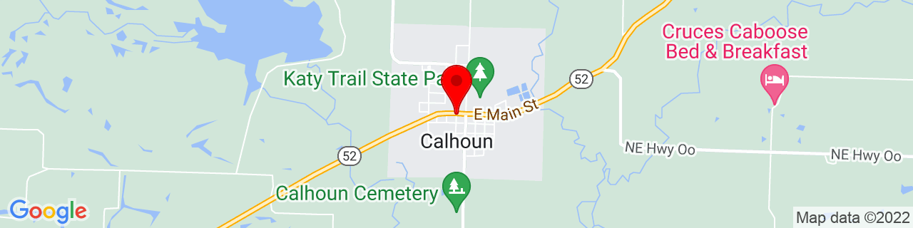 Google Map of 38.4672414, -93.62632239999999