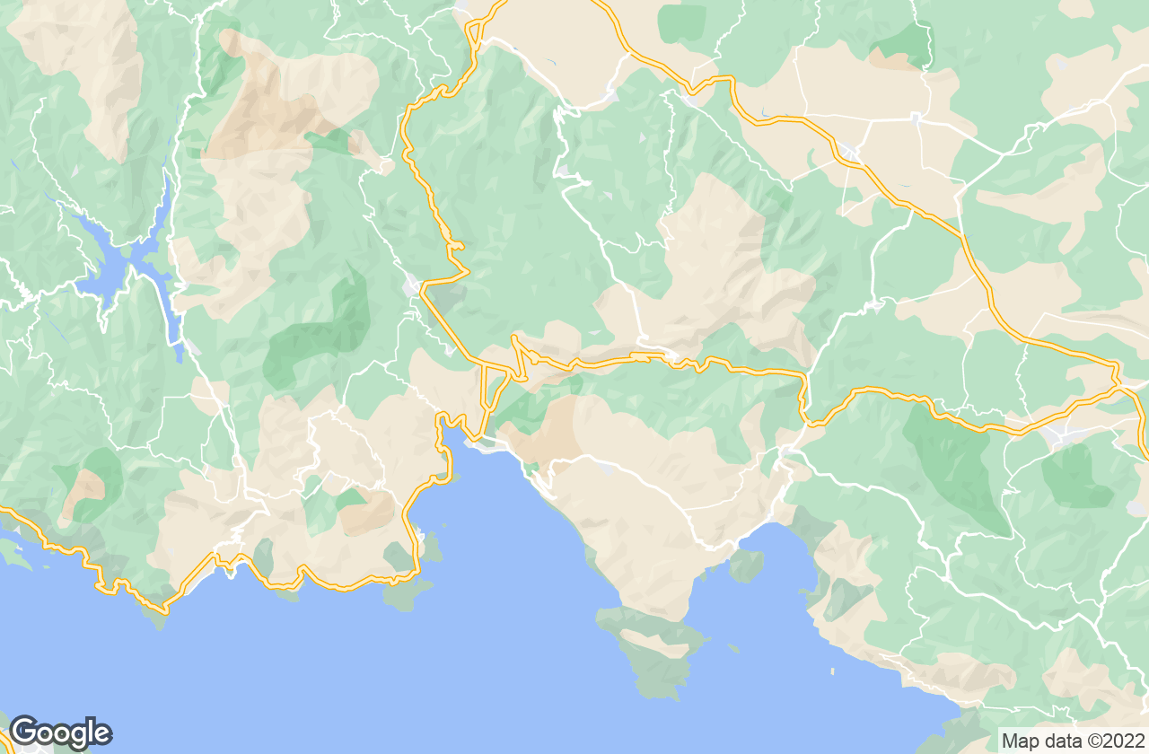 Google Map of دلفي