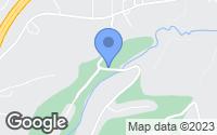 Map of High Ridge, MO