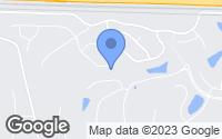 Map of Eureka, MO