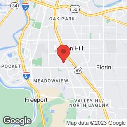 DaVita South Sacramento Dialysis Center on the map
