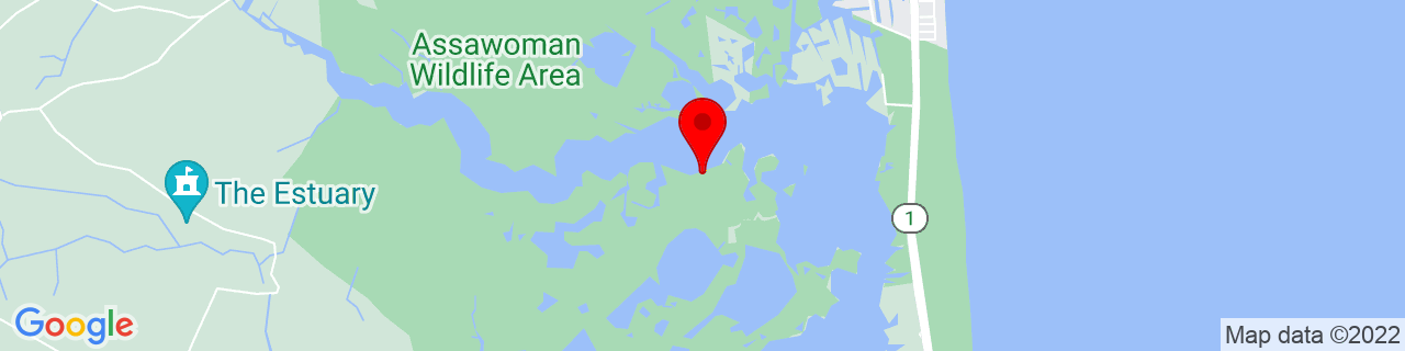 Google Map of 38.50095, -75.07129