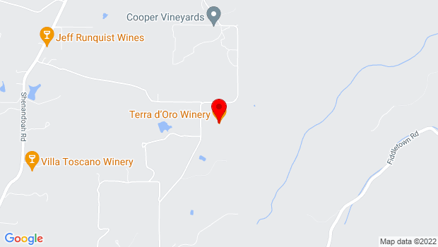 Google Map of 20680 Shenandoah School Rd., Plymouth, CA 95669