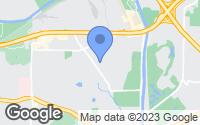 Map of Fenton, MO