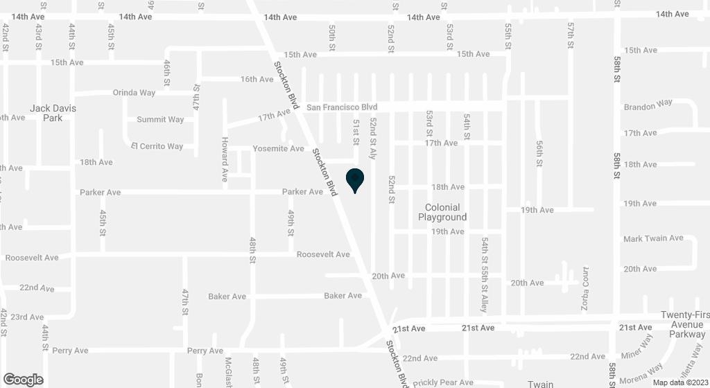 4391 Stockton Boulevard Sacramento CA 95820