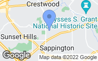 Map of Sappington, MO