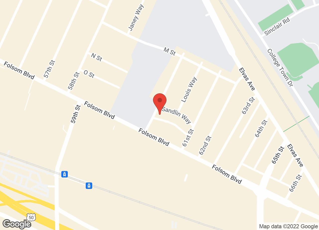 Google Map of VCA All Our Pets Animal Hospital