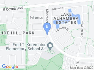 Map of The Pet Care Pros Dog Boarding options in Davis | Boarding
