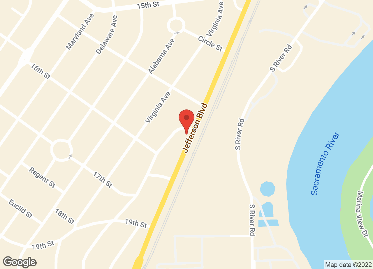 Google Map of VCA Westside Animal Hospital