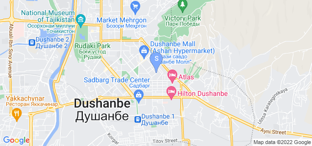 Location of Twins on map